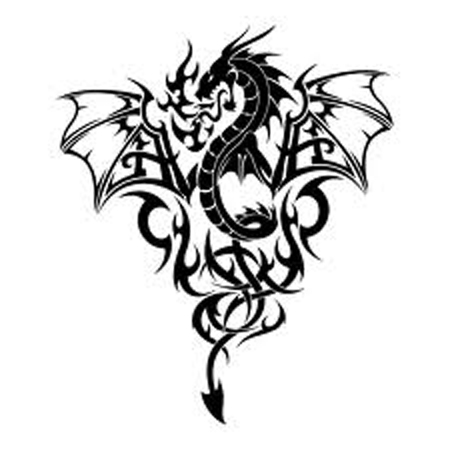 12 baby dragon tattoo designs . Free cliparts that you can download to ...