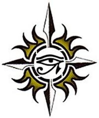 egyptian sun tattoo clipart best. Black Bedroom Furniture Sets. Home Design Ideas