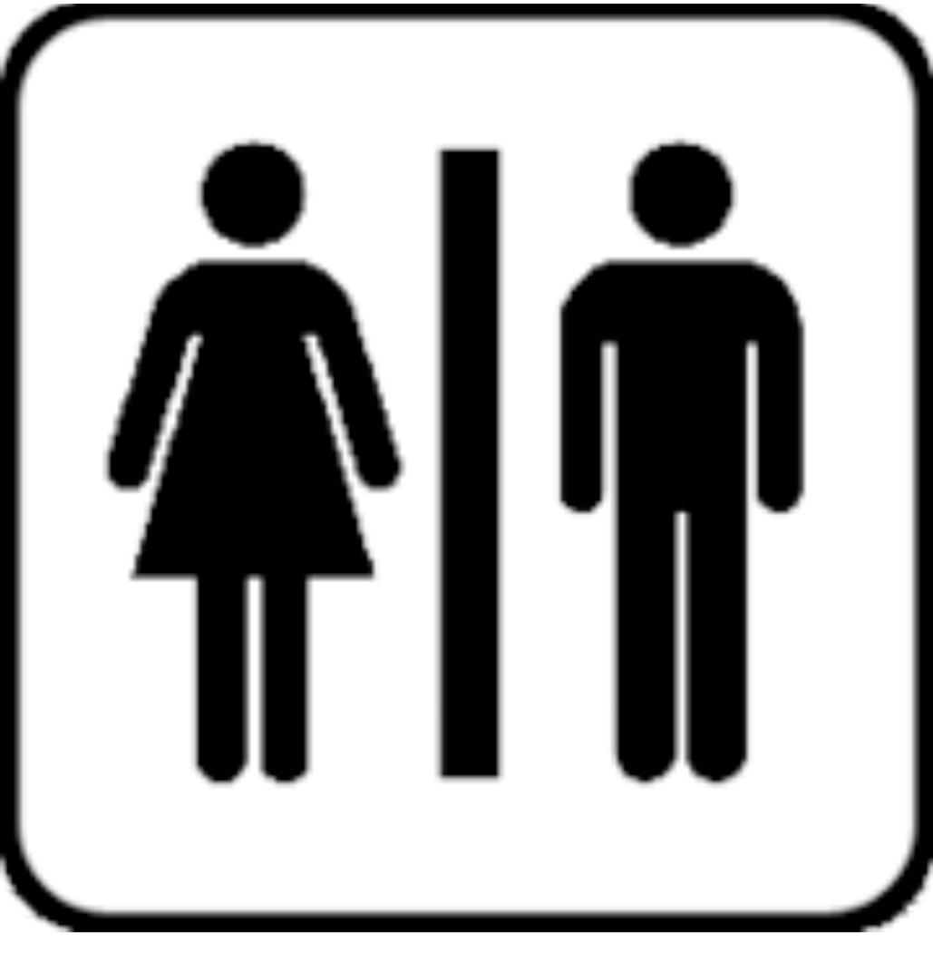 bathroom pictogram clipart best