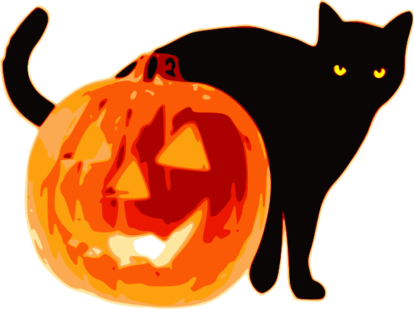animated halloween clipart - photo #3
