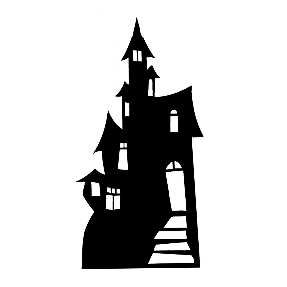 Halloween Window Cutouts
