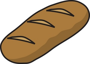 Cartoon Bread Loaf - ClipArt Best