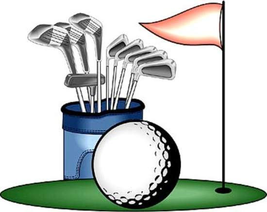 playing golf clipart clipart best Ladies Golf Clip Art Free free mini golf clipart images