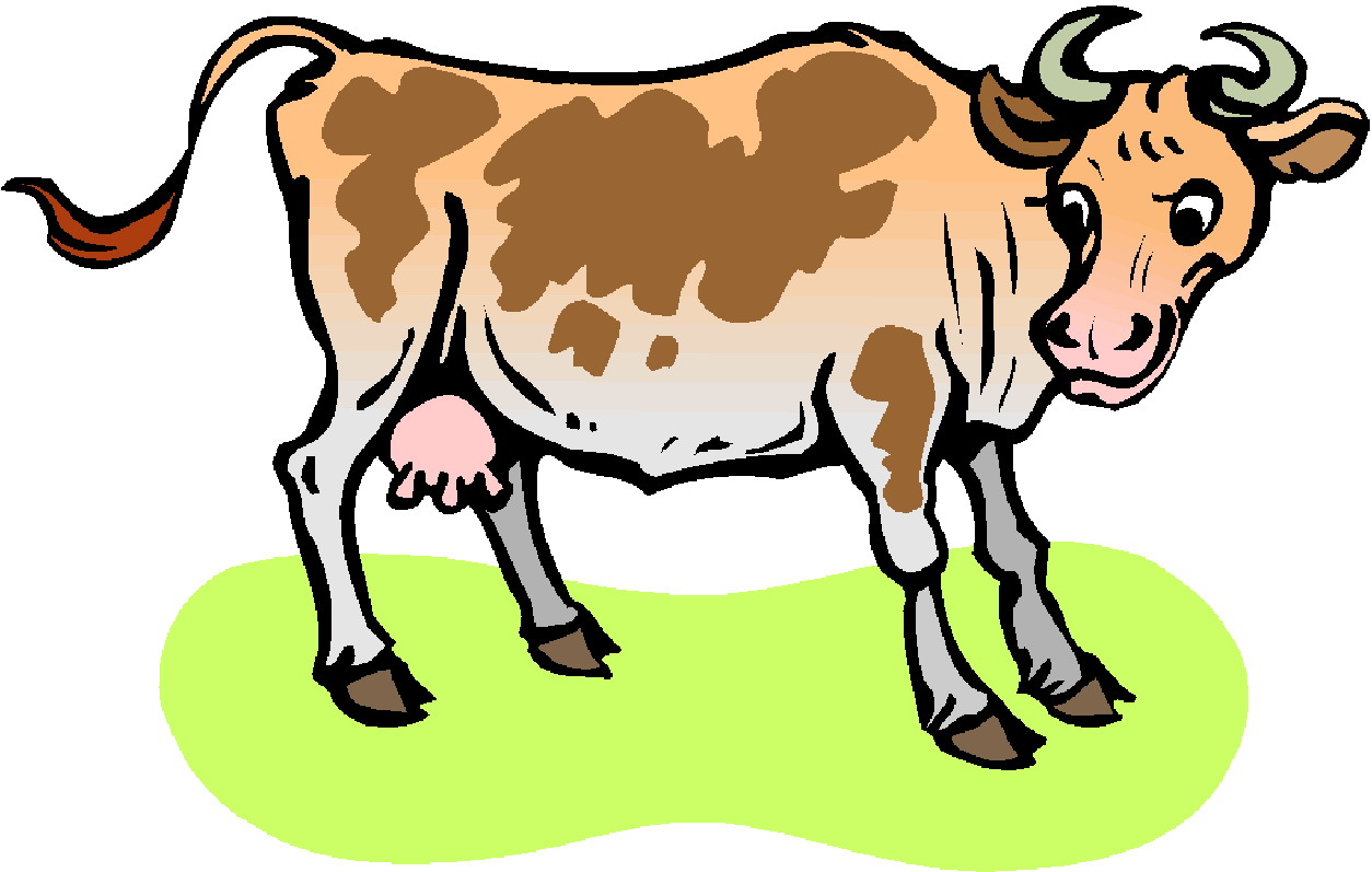 Cow Pictures Cartoon - ClipArt Best