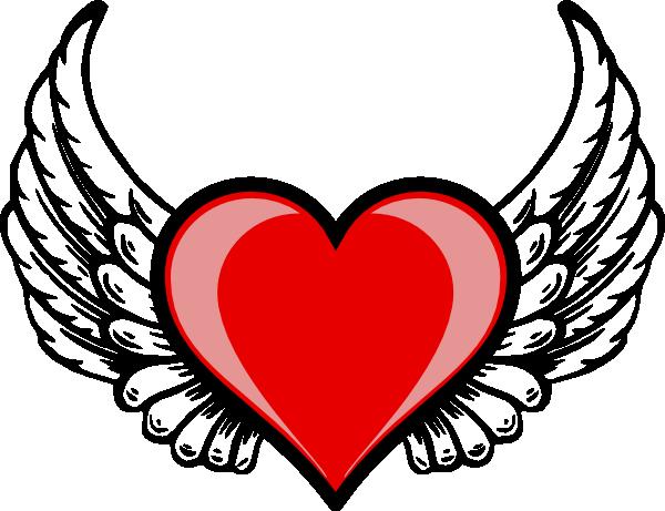 Draw Love Heart - ClipArt Best