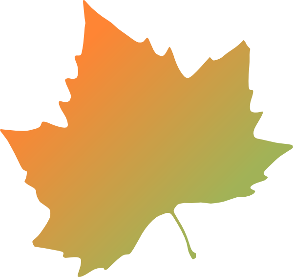 Kattekrab Plane Tree Autumn Leaf clip art Free Vector