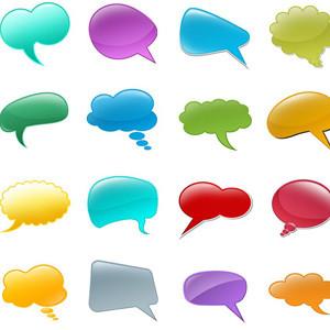 Speech Bubble Templates - ClipArt Best