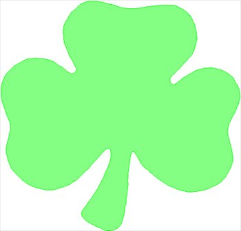 Free Shamrock-01 Clipart - Free Clipart Graphics, Images and ...