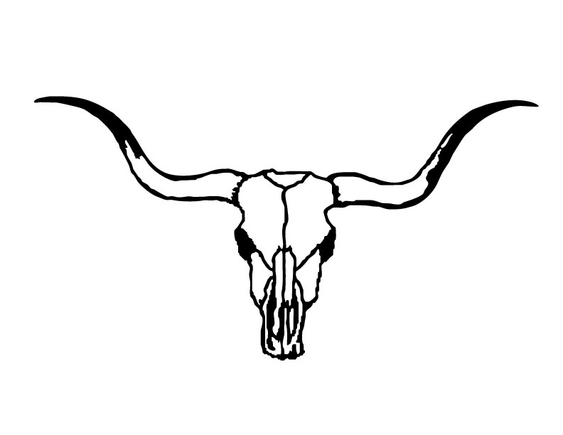 Go Back > Gallery For > Longhorn Skull Clip Art