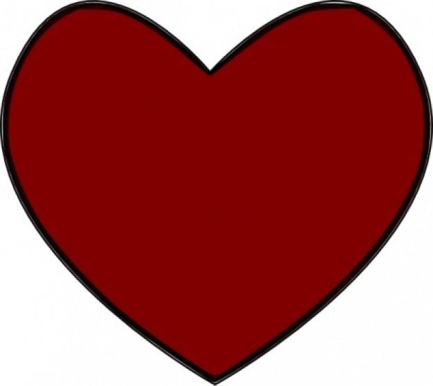 Heart Clipart Vector - ClipArt Best