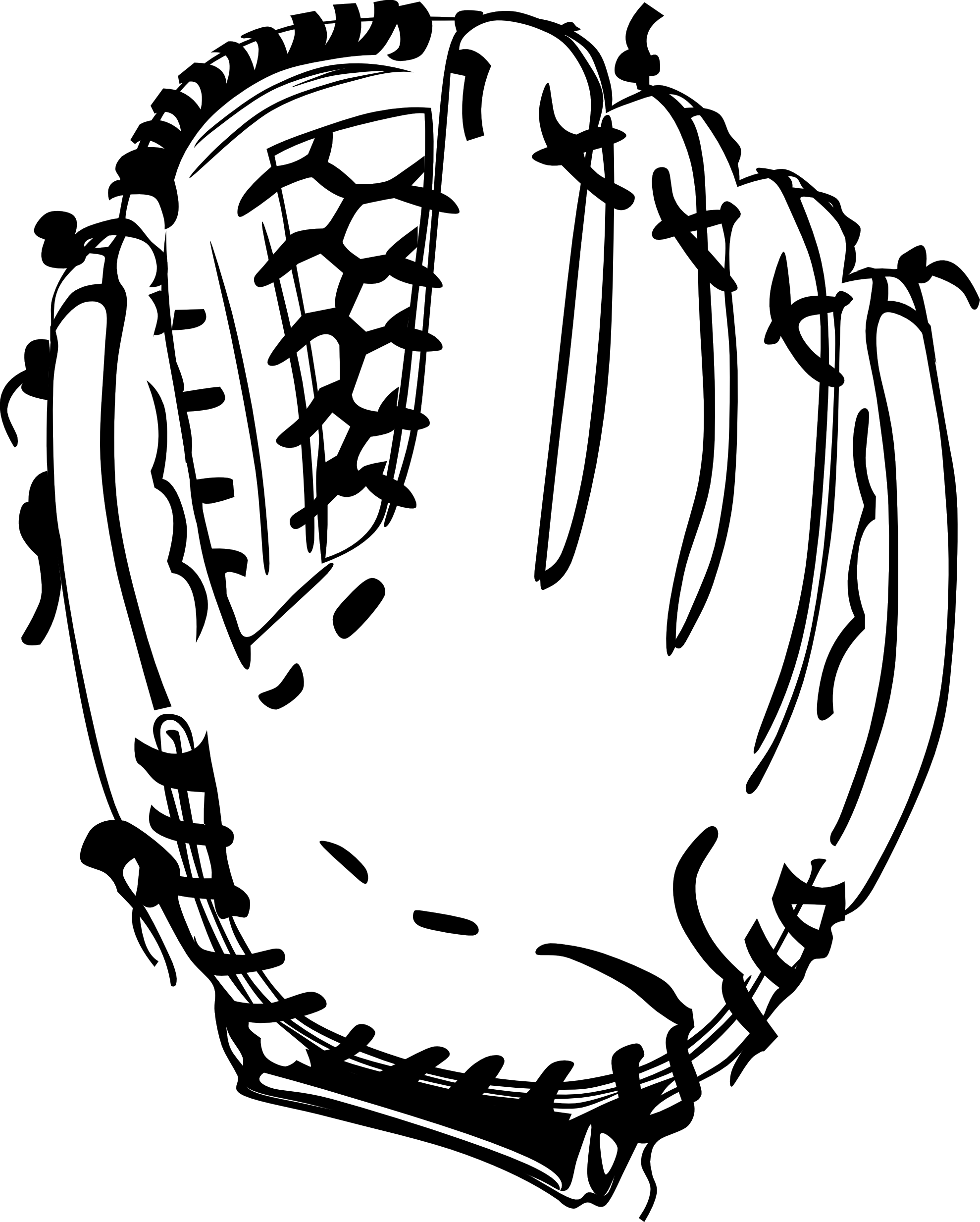 Line Art Vector Design Png : Baseball vector art clipart best
