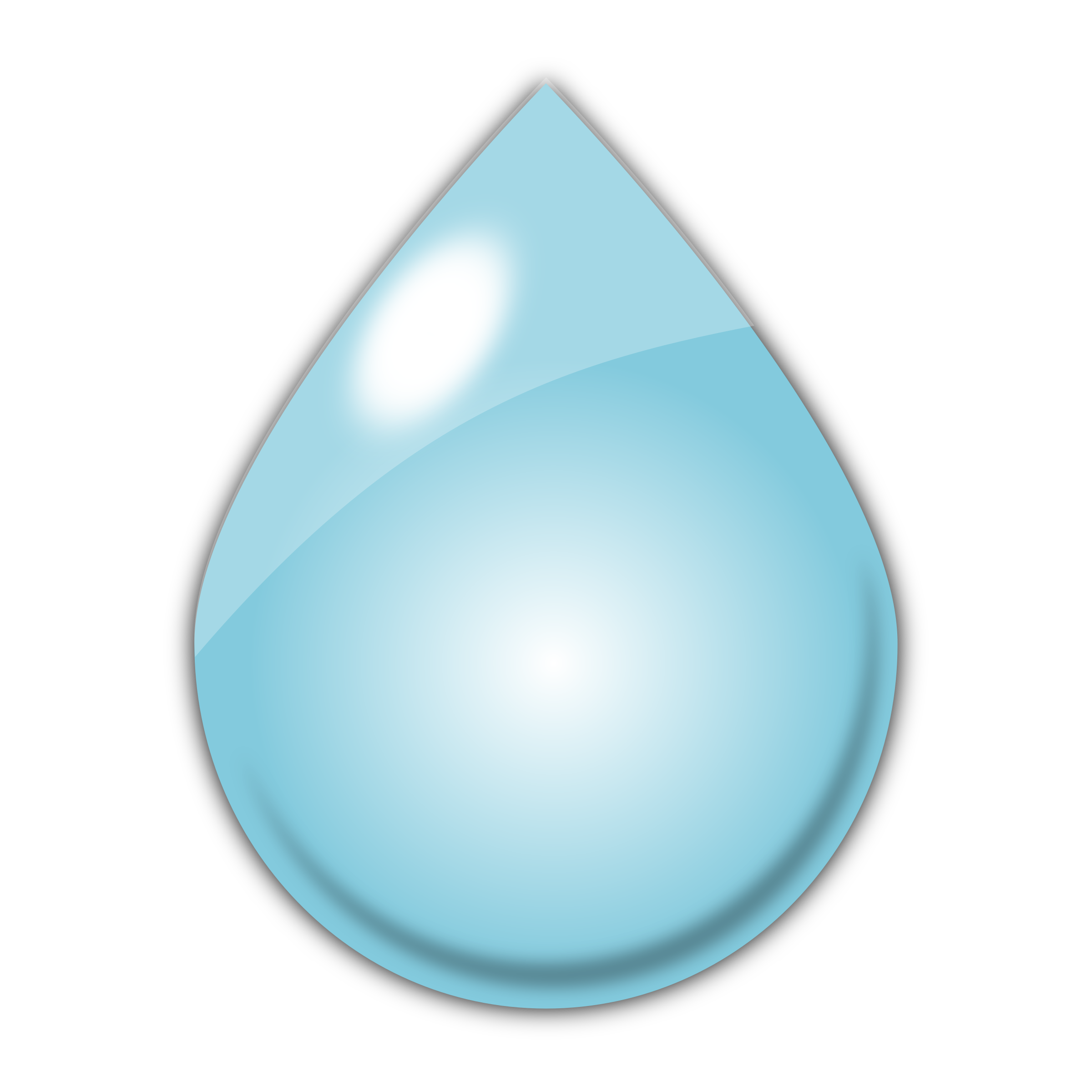 Drawings Of Raindrops - ClipArt Best