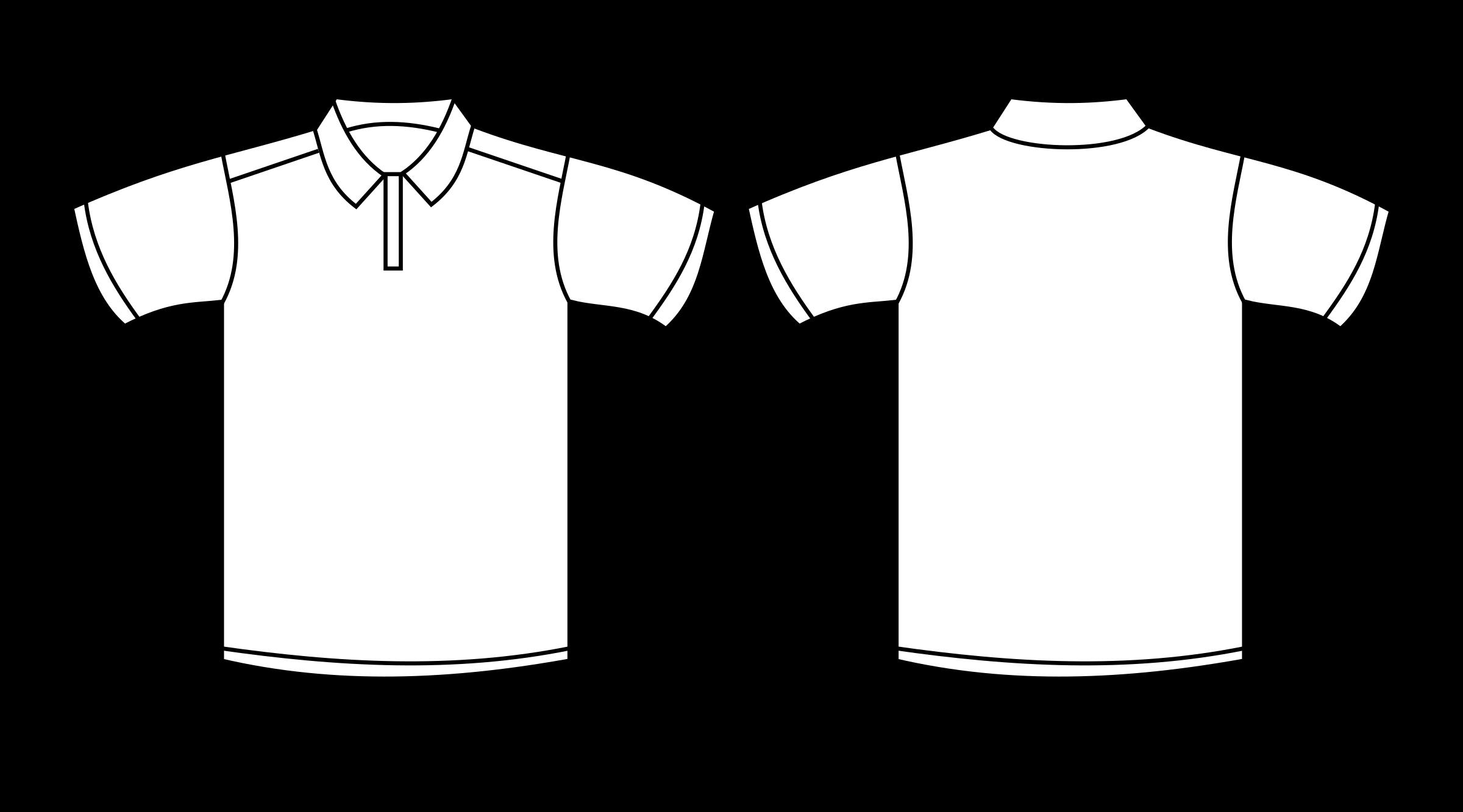 Design Kaos Polos - ClipArt Best