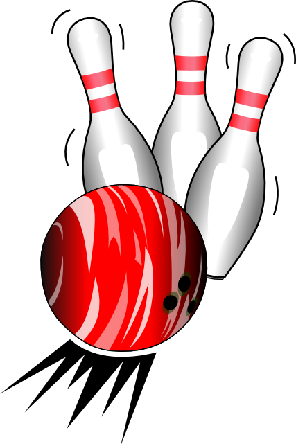 bowling ball pins . Free cliparts that you can download to you ...