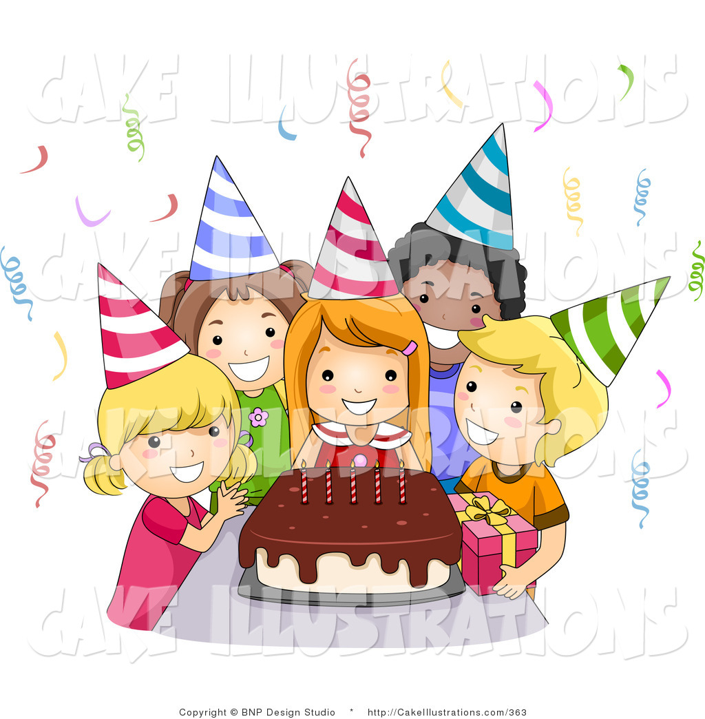 Birthday Party - ClipArt Best