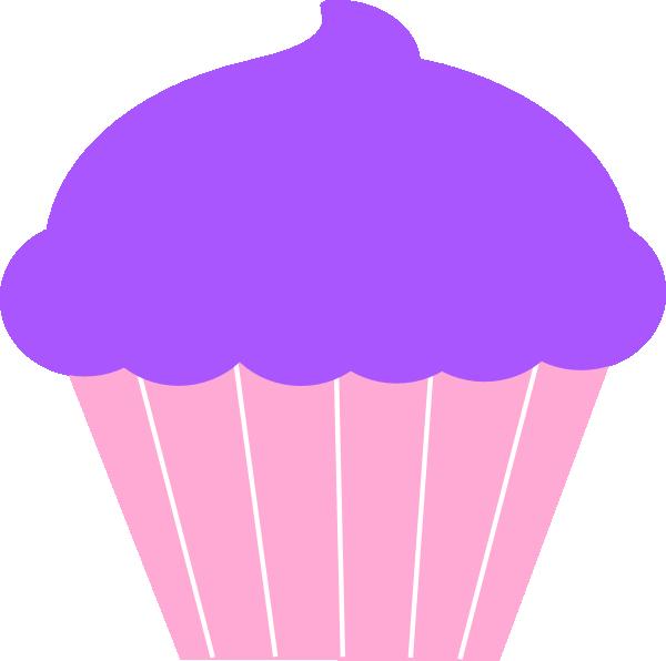 Purple Cake Clipart : Purple Cupcake Clipart - ClipArt Best