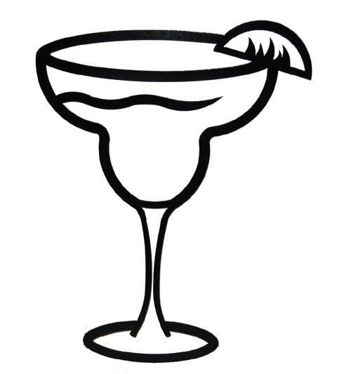 free margarita coloring pages - photo#14