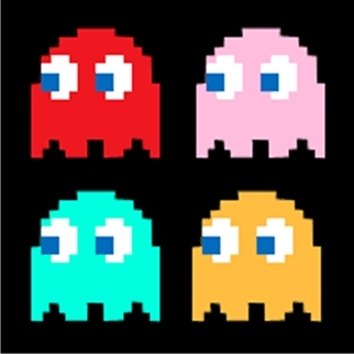 how to make a good pacman game on scratch