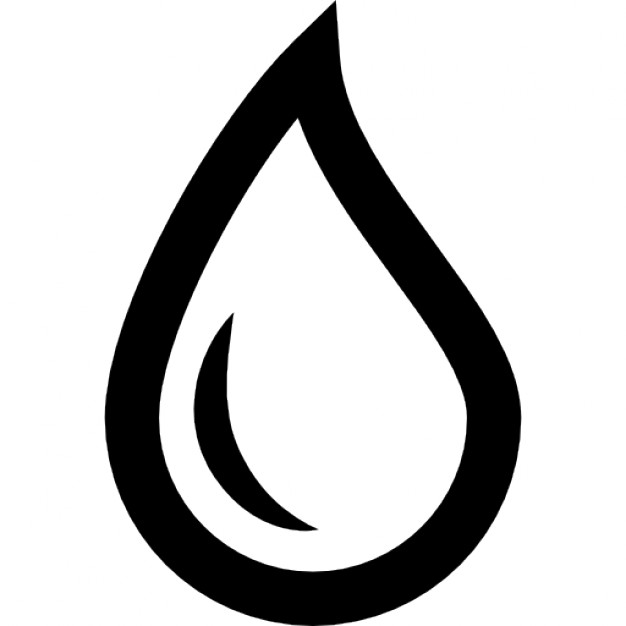 Water Droplet Outline - ClipArt Best