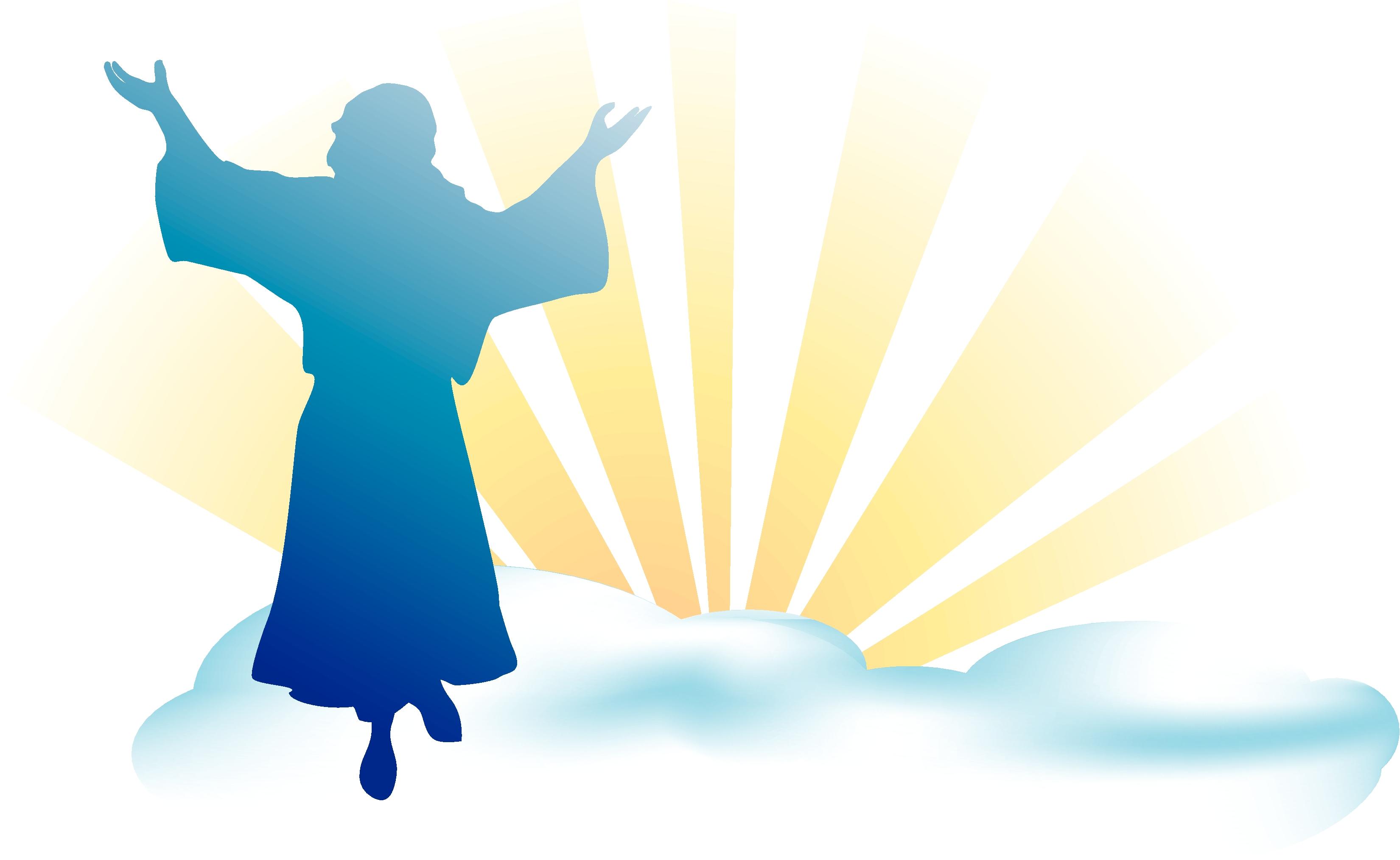 Clip Art Jesus Resurrection - ClipArt Best