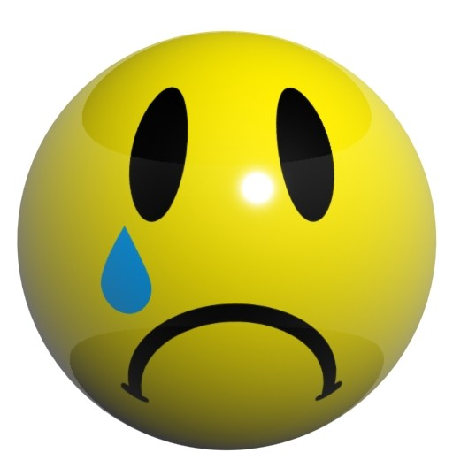Animated Sad Emoticon - ClipArt Best