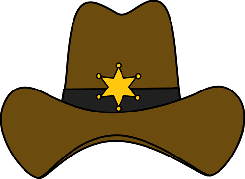 Cowboy Hat Border Cowboy Border Clipart