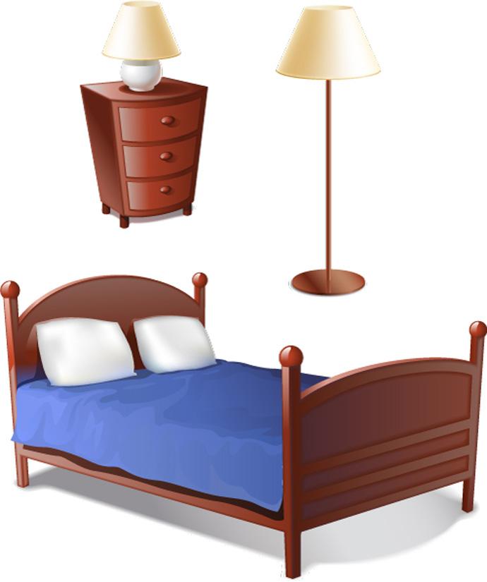 Furniture Clip Art: Clip Art Furniture