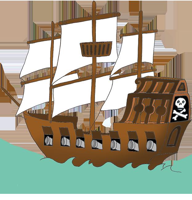 free pirate vector clip art - photo #39
