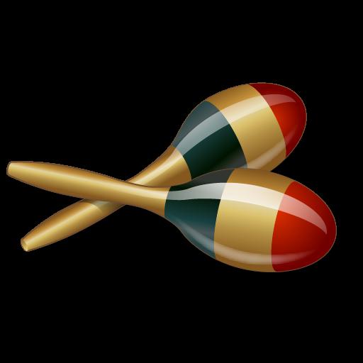 Musical Instrument Maracas - ClipArt Best