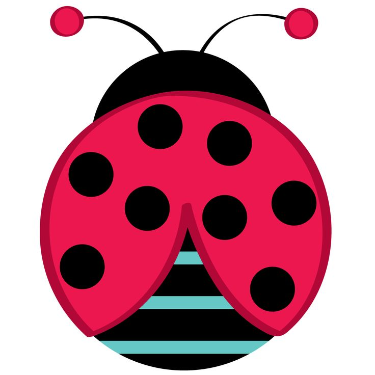 Red Ladybugs Clipart Best