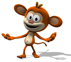 Animated Monkey - ClipArt Best