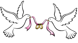Wedding Doves - ClipArt Best