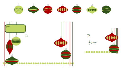 Holiday Labels - Holiday Label Templates Free Printable ... - ClipArt ...