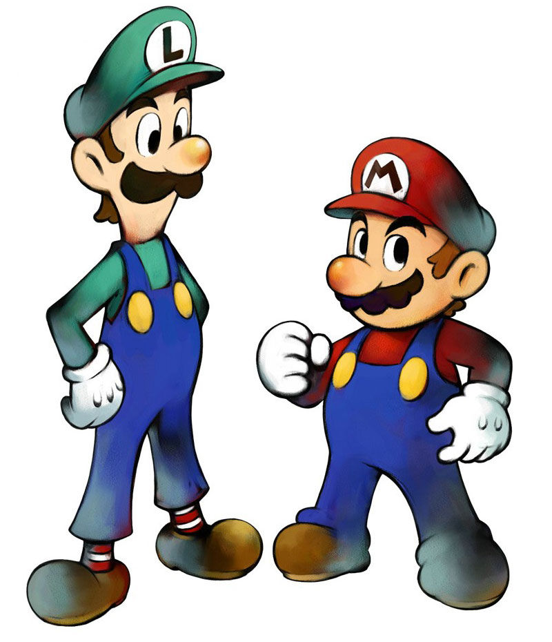 37 Luigi and Mario . Free cliparts that you can download to you ...