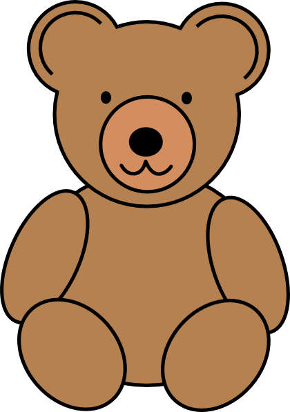 teddy bears clip art free download - photo #15