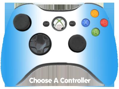 Xbox 360 Controller Clipart