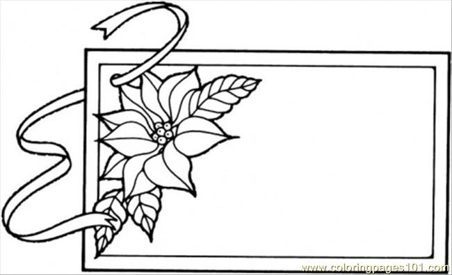 printable coloring page frame with flower other ...