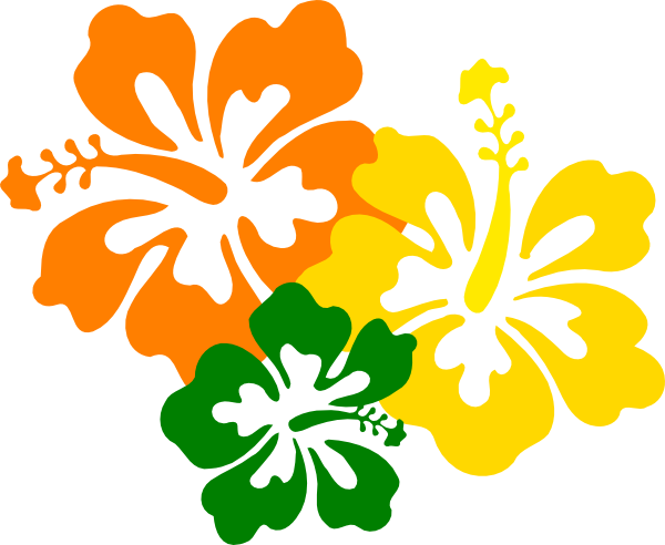 Free Vector Flower Clipart