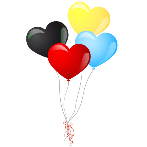 balloon png clipart best Happy Birthday Cards Cars Happy Birthday Logos