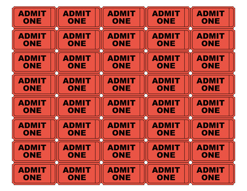 Blank Printable Ticket TEMPLATES ClipArt Best – Ticket Maker Template