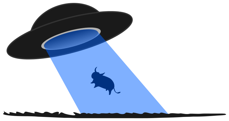 free clipart alien spaceship - photo #28