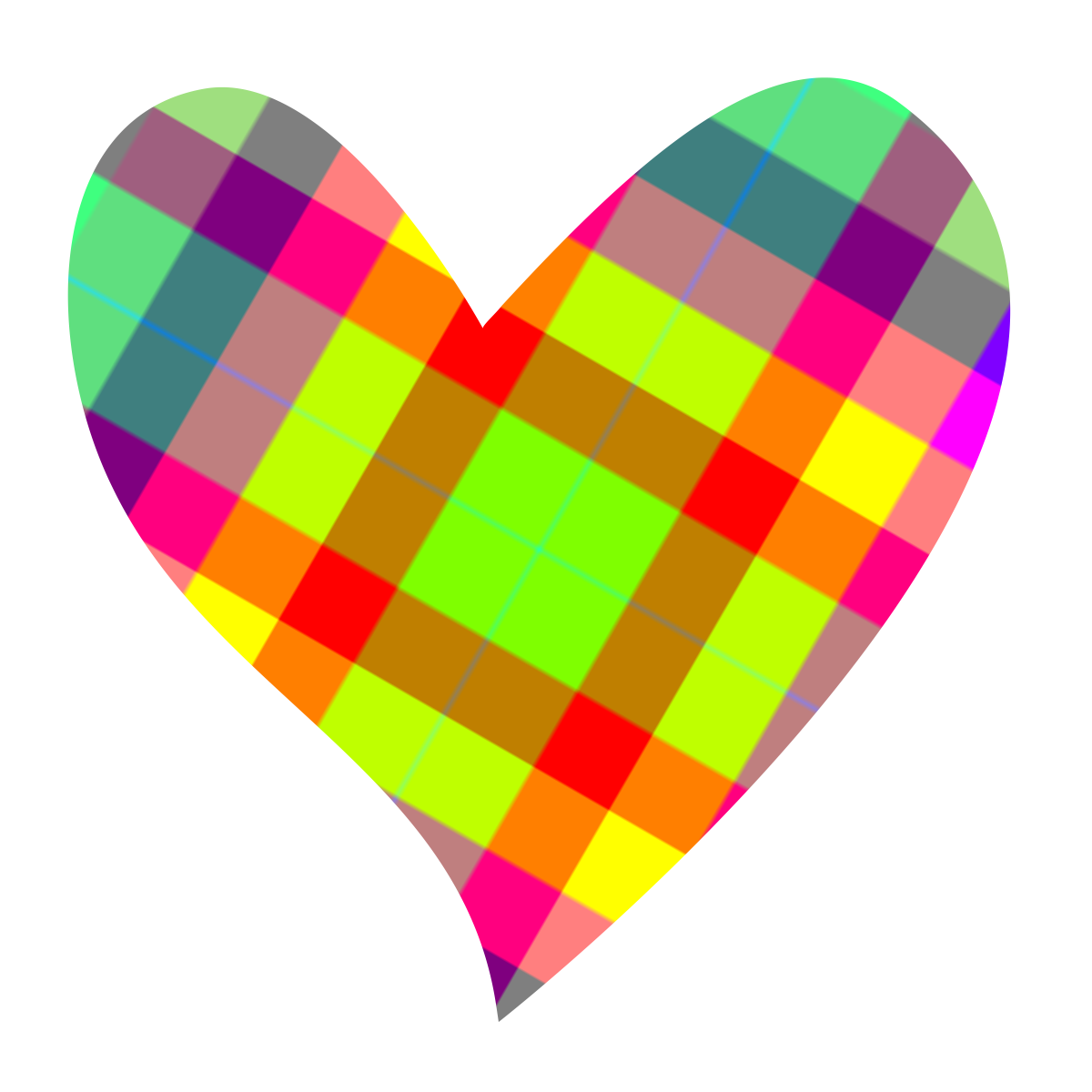 Shapes Of Hearts - ClipArt Best