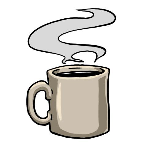 coffee can clip art - photo #24