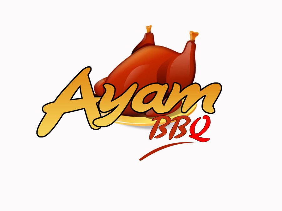 "Ayam BBQ"" Logo Design 