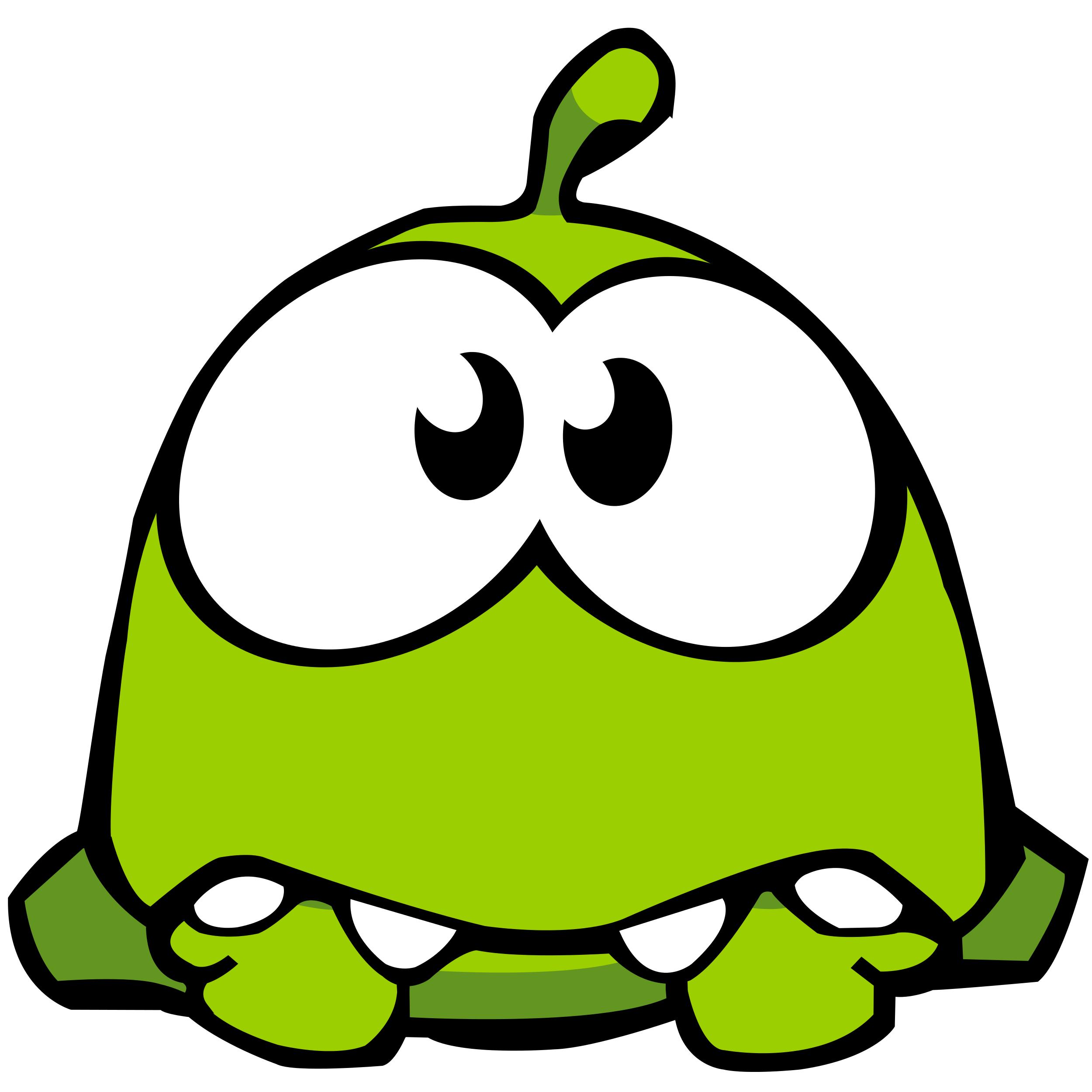 Sad Frog - ClipArt Best