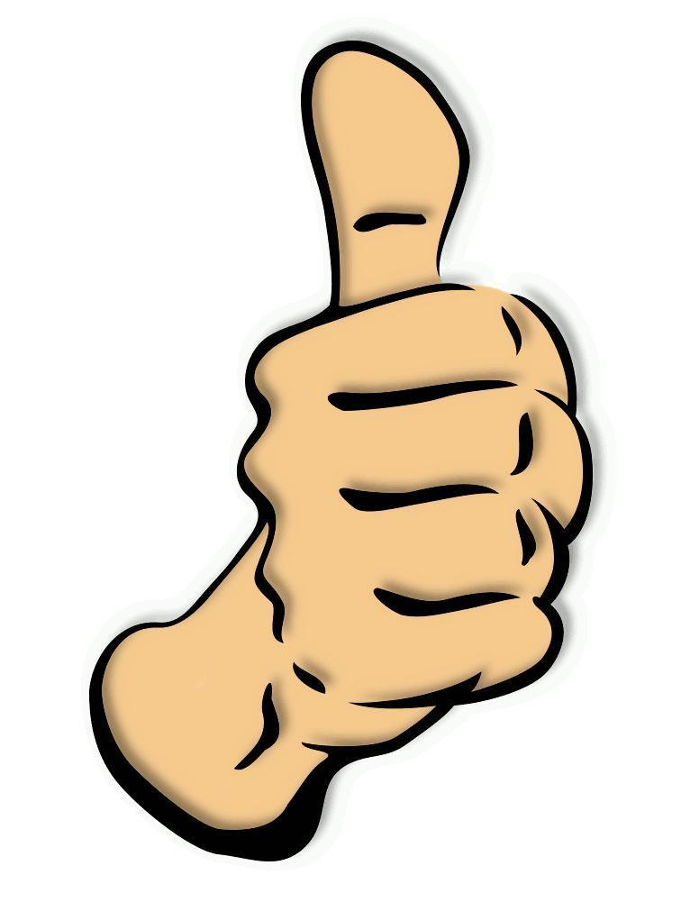 Thumbs Up Smily Clipart Best