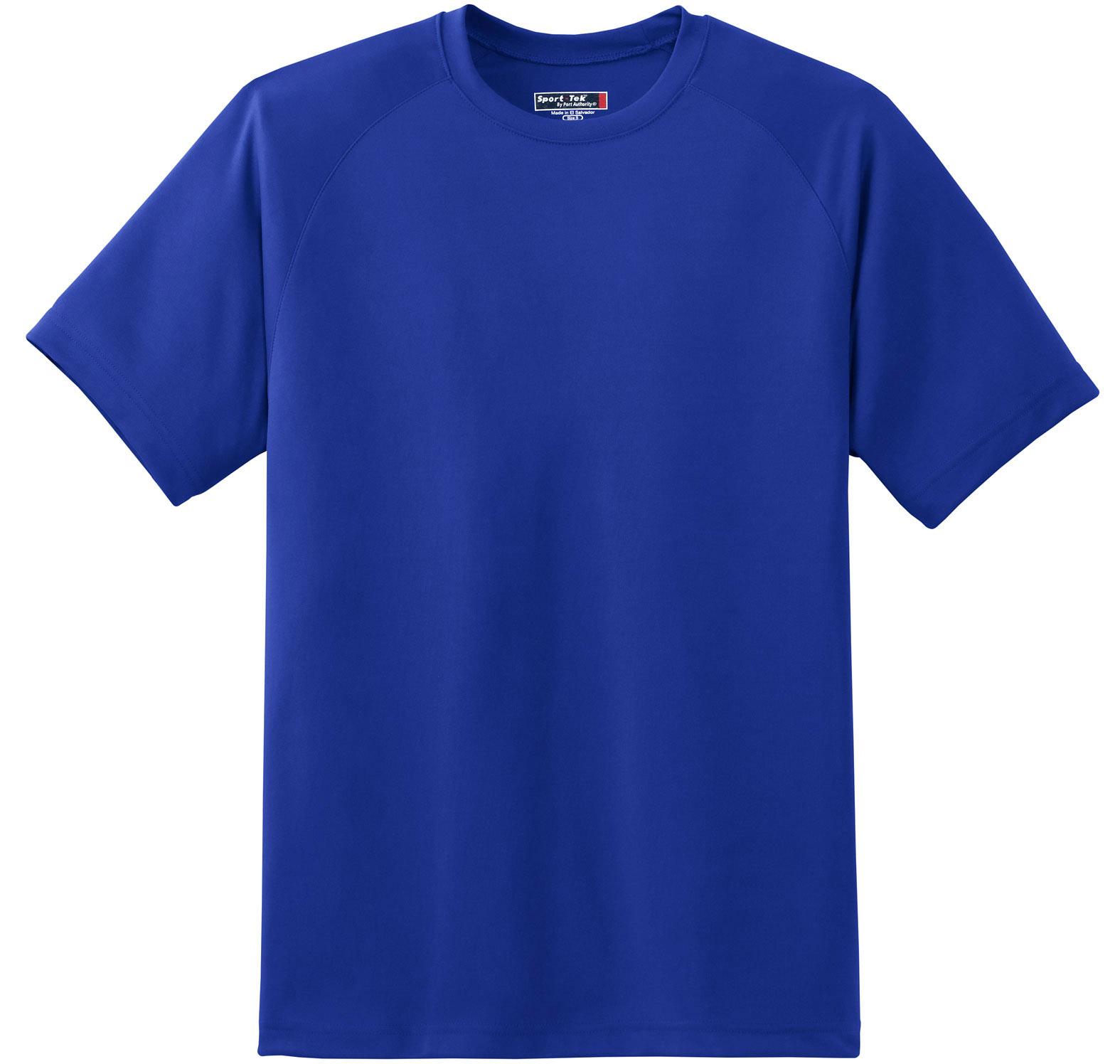 Blue T Shirt Template - ClipArt Best
