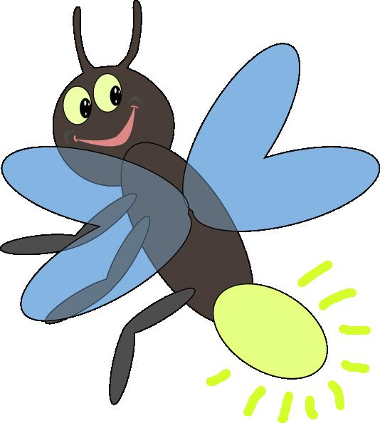 Lighting Bug Clip Art at Clker.com - vector clip art online ...