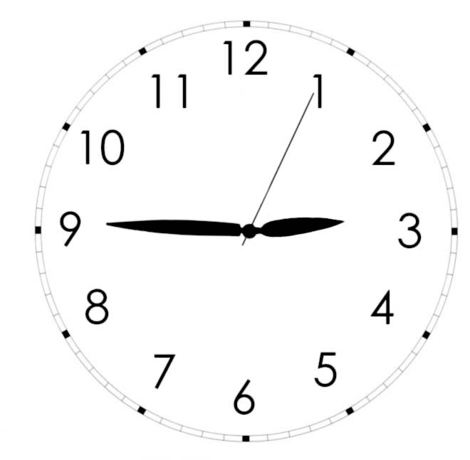 Clock Face Without Hands - ClipArt Best