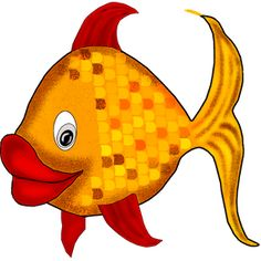 orange fish clipart – Clipart Free Download